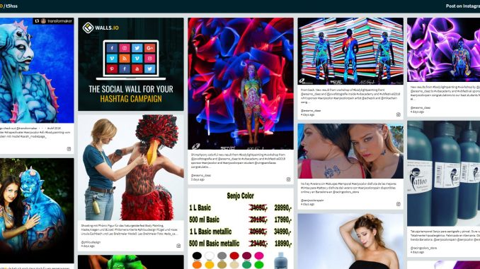 social wall senjo-color